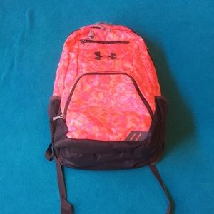 Under Armour Storm Pink/Orange Backpack